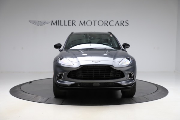 New 2021 Aston Martin DBX for sale $201,586 at Pagani of Greenwich in Greenwich CT 06830 11