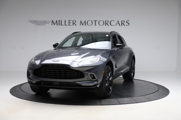 New 2021 Aston Martin DBX for sale $201,586 at Pagani of Greenwich in Greenwich CT 06830 12