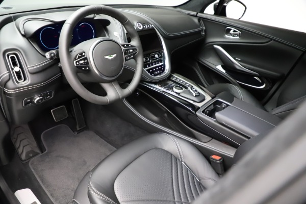 New 2021 Aston Martin DBX for sale $201,586 at Pagani of Greenwich in Greenwich CT 06830 13