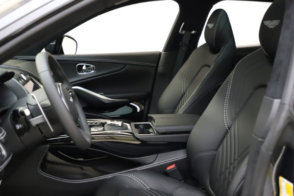 New 2021 Aston Martin DBX for sale $201,586 at Pagani of Greenwich in Greenwich CT 06830 14