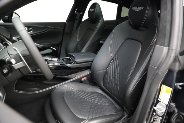 New 2021 Aston Martin DBX for sale $201,586 at Pagani of Greenwich in Greenwich CT 06830 15