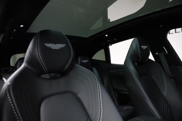 New 2021 Aston Martin DBX for sale $201,586 at Pagani of Greenwich in Greenwich CT 06830 22