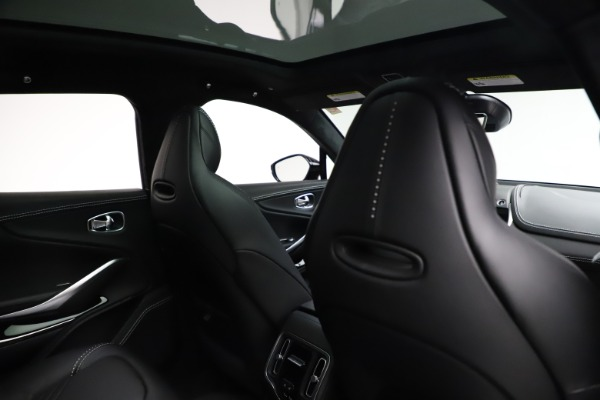 New 2021 Aston Martin DBX for sale $201,586 at Pagani of Greenwich in Greenwich CT 06830 23