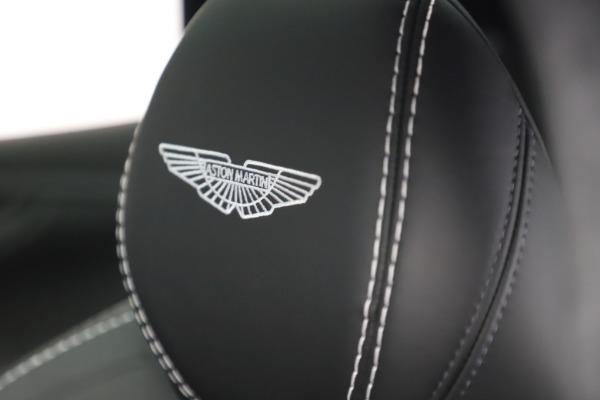 New 2021 Aston Martin DBX for sale $201,586 at Pagani of Greenwich in Greenwich CT 06830 24