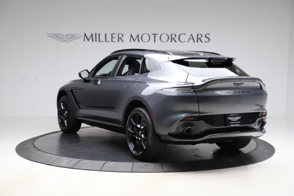 New 2021 Aston Martin DBX for sale $201,586 at Pagani of Greenwich in Greenwich CT 06830 4
