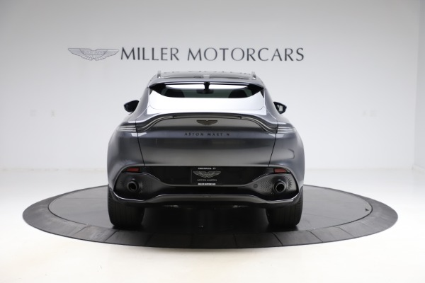 New 2021 Aston Martin DBX for sale $201,586 at Pagani of Greenwich in Greenwich CT 06830 5