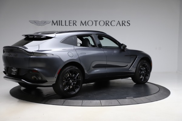 New 2021 Aston Martin DBX for sale $201,586 at Pagani of Greenwich in Greenwich CT 06830 7