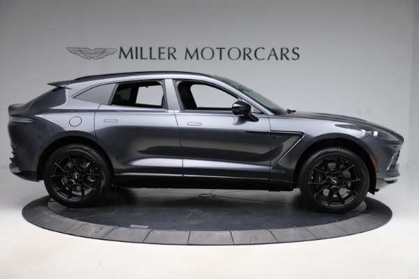 New 2021 Aston Martin DBX for sale $201,586 at Pagani of Greenwich in Greenwich CT 06830 8