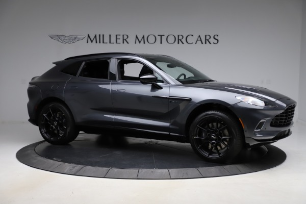 New 2021 Aston Martin DBX for sale $201,586 at Pagani of Greenwich in Greenwich CT 06830 9
