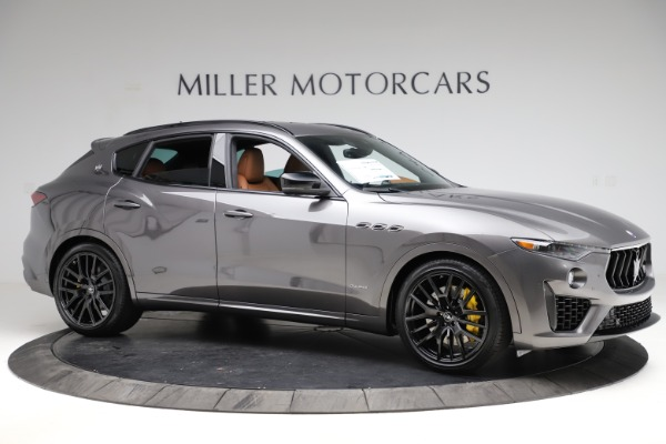 New 2021 Maserati Levante S Q4 GranSport for sale Sold at Pagani of Greenwich in Greenwich CT 06830 10
