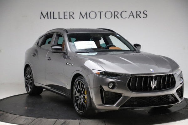 New 2021 Maserati Levante S Q4 GranSport for sale Sold at Pagani of Greenwich in Greenwich CT 06830 11