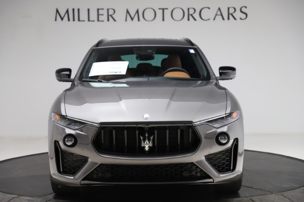New 2021 Maserati Levante S Q4 GranSport for sale Sold at Pagani of Greenwich in Greenwich CT 06830 12