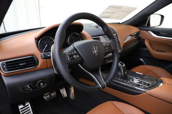New 2021 Maserati Levante S Q4 GranSport for sale Sold at Pagani of Greenwich in Greenwich CT 06830 13