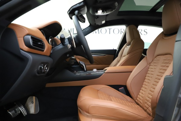 New 2021 Maserati Levante S Q4 GranSport for sale Sold at Pagani of Greenwich in Greenwich CT 06830 14