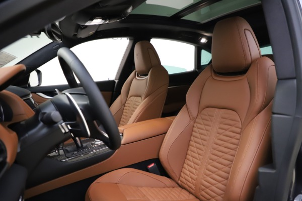 New 2021 Maserati Levante S Q4 GranSport for sale Sold at Pagani of Greenwich in Greenwich CT 06830 15