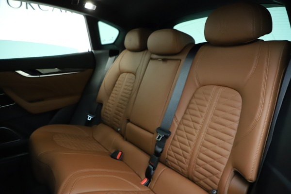 New 2021 Maserati Levante S Q4 GranSport for sale Sold at Pagani of Greenwich in Greenwich CT 06830 18