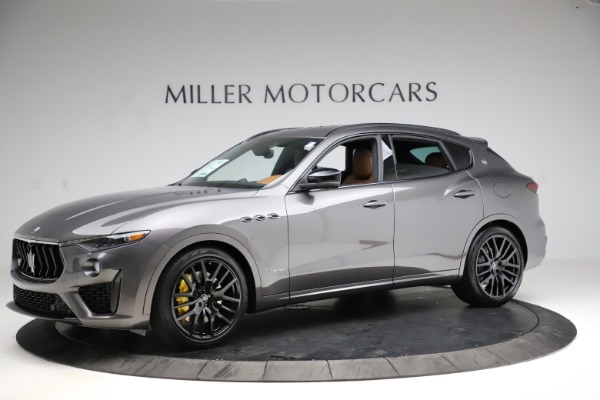 New 2021 Maserati Levante S Q4 GranSport for sale Sold at Pagani of Greenwich in Greenwich CT 06830 2