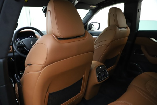 New 2021 Maserati Levante S Q4 GranSport for sale Sold at Pagani of Greenwich in Greenwich CT 06830 20