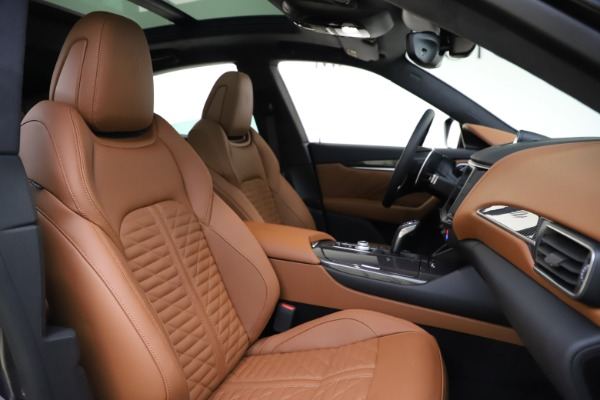 New 2021 Maserati Levante S Q4 GranSport for sale Sold at Pagani of Greenwich in Greenwich CT 06830 21