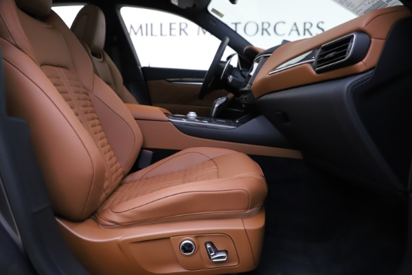 New 2021 Maserati Levante S Q4 GranSport for sale Sold at Pagani of Greenwich in Greenwich CT 06830 22