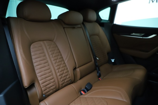 New 2021 Maserati Levante S Q4 GranSport for sale Sold at Pagani of Greenwich in Greenwich CT 06830 24