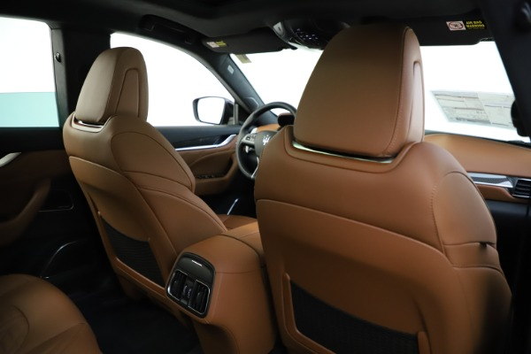 New 2021 Maserati Levante S Q4 GranSport for sale Sold at Pagani of Greenwich in Greenwich CT 06830 26