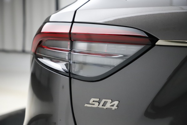 New 2021 Maserati Levante S Q4 GranSport for sale Sold at Pagani of Greenwich in Greenwich CT 06830 27