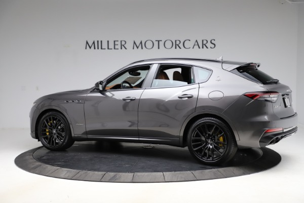 New 2021 Maserati Levante S Q4 GranSport for sale Sold at Pagani of Greenwich in Greenwich CT 06830 4
