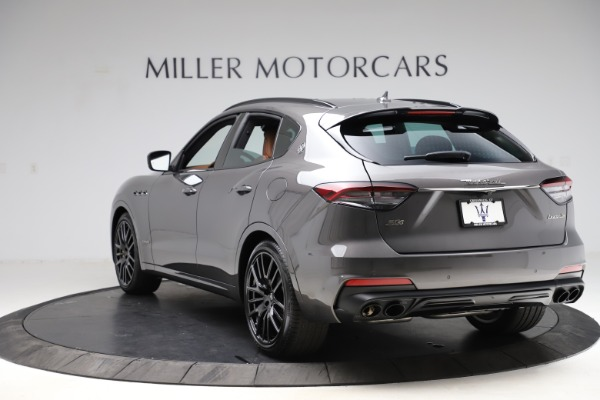 New 2021 Maserati Levante S Q4 GranSport for sale Sold at Pagani of Greenwich in Greenwich CT 06830 5