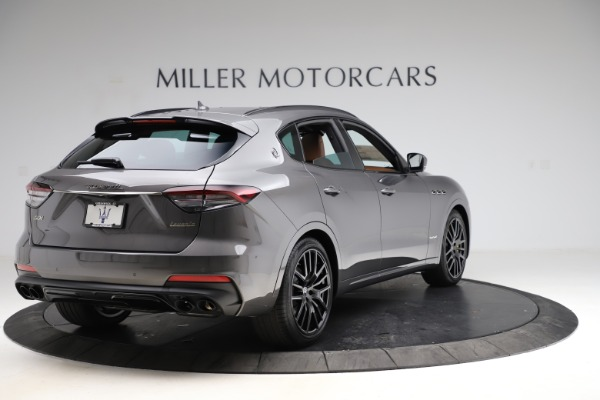 New 2021 Maserati Levante S Q4 GranSport for sale Sold at Pagani of Greenwich in Greenwich CT 06830 7