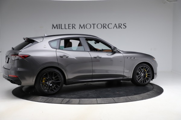 New 2021 Maserati Levante S Q4 GranSport for sale Sold at Pagani of Greenwich in Greenwich CT 06830 8