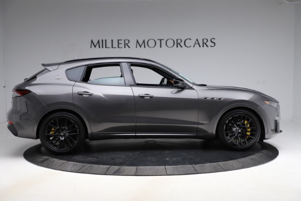 New 2021 Maserati Levante S Q4 GranSport for sale Sold at Pagani of Greenwich in Greenwich CT 06830 9
