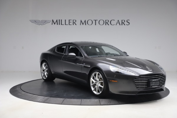 Used 2017 Aston Martin Rapide S for sale $135,900 at Pagani of Greenwich in Greenwich CT 06830 10