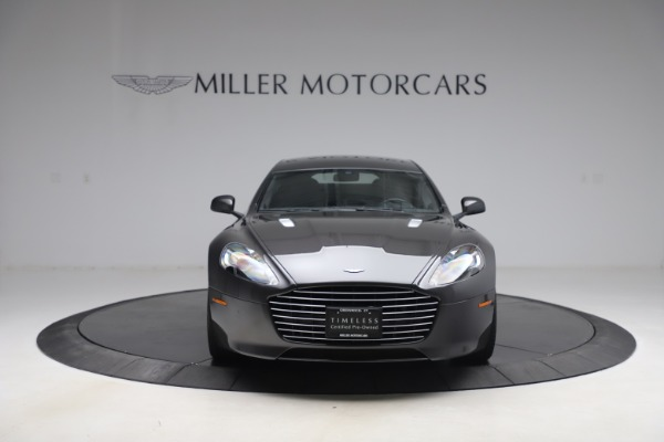 Used 2017 Aston Martin Rapide S for sale $135,900 at Pagani of Greenwich in Greenwich CT 06830 11