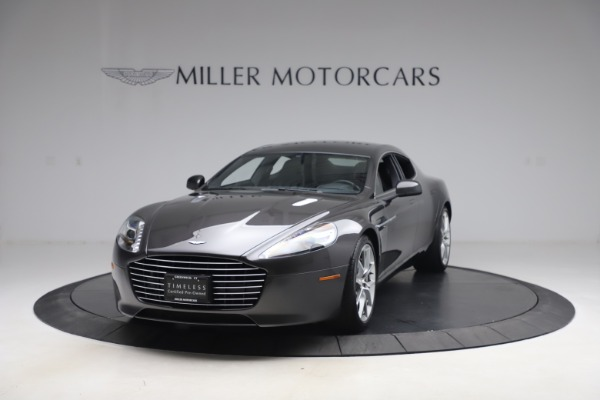 Used 2017 Aston Martin Rapide S for sale $135,900 at Pagani of Greenwich in Greenwich CT 06830 12