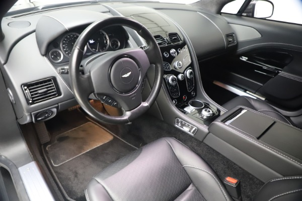 Used 2017 Aston Martin Rapide S for sale $135,900 at Pagani of Greenwich in Greenwich CT 06830 13