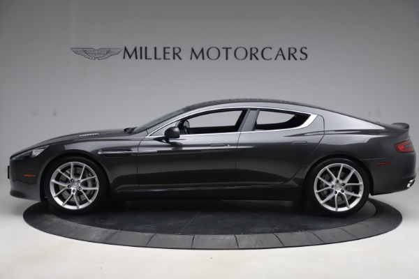 Used 2017 Aston Martin Rapide S Sedan for sale $135,900 at Pagani of Greenwich in Greenwich CT 06830 2