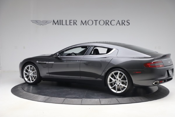 Used 2017 Aston Martin Rapide S for sale $135,900 at Pagani of Greenwich in Greenwich CT 06830 3