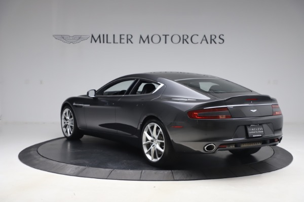Used 2017 Aston Martin Rapide S Sedan for sale $135,900 at Pagani of Greenwich in Greenwich CT 06830 4