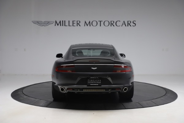 Used 2017 Aston Martin Rapide S for sale $135,900 at Pagani of Greenwich in Greenwich CT 06830 5