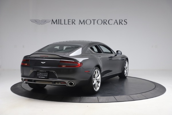 Used 2017 Aston Martin Rapide S for sale $135,900 at Pagani of Greenwich in Greenwich CT 06830 6
