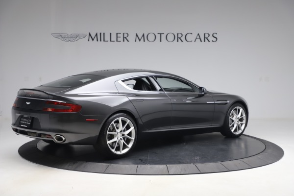 Used 2017 Aston Martin Rapide S for sale $135,900 at Pagani of Greenwich in Greenwich CT 06830 7