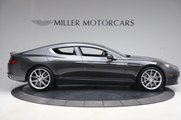 Used 2017 Aston Martin Rapide S Sedan for sale $135,900 at Pagani of Greenwich in Greenwich CT 06830 8