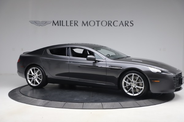 Used 2017 Aston Martin Rapide S for sale $135,900 at Pagani of Greenwich in Greenwich CT 06830 9