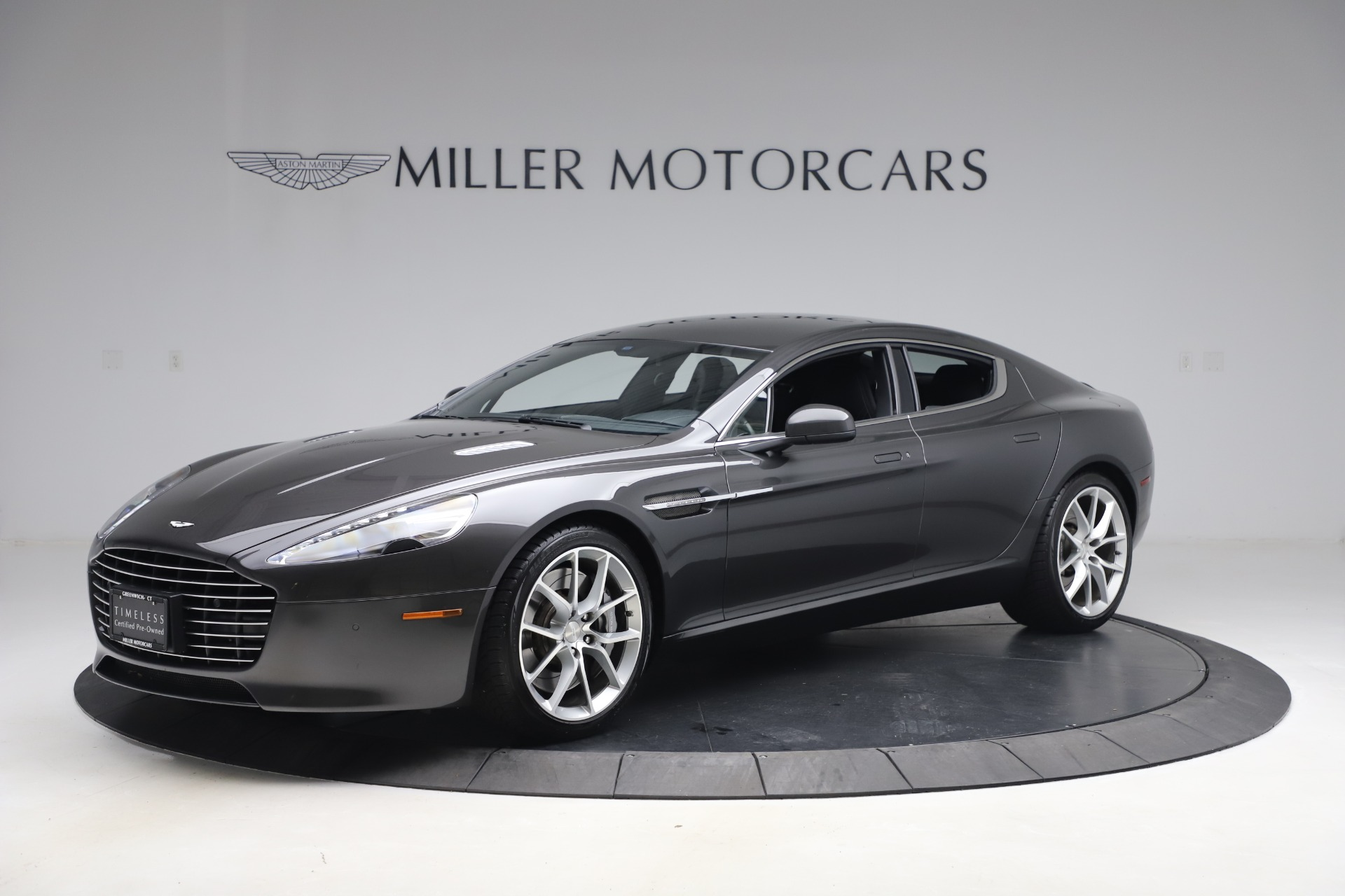 Used 2017 Aston Martin Rapide S Sedan for sale $135,900 at Pagani of Greenwich in Greenwich CT 06830 1