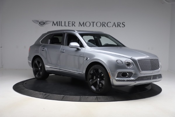 Used 2018 Bentley Bentayga W12 Signature Edition for sale $149,900 at Pagani of Greenwich in Greenwich CT 06830 12