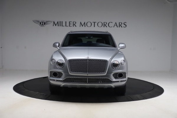 Used 2018 Bentley Bentayga W12 Signature for sale $149,900 at Pagani of Greenwich in Greenwich CT 06830 13