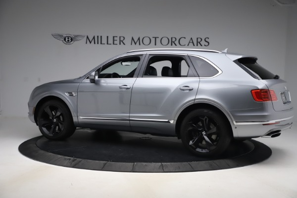 Used 2018 Bentley Bentayga W12 Signature for sale $149,900 at Pagani of Greenwich in Greenwich CT 06830 4