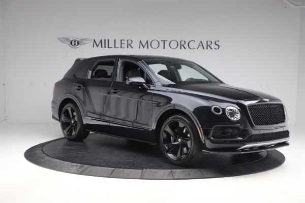 Used 2018 Bentley Bentayga Black Edition for sale $169,900 at Pagani of Greenwich in Greenwich CT 06830 11
