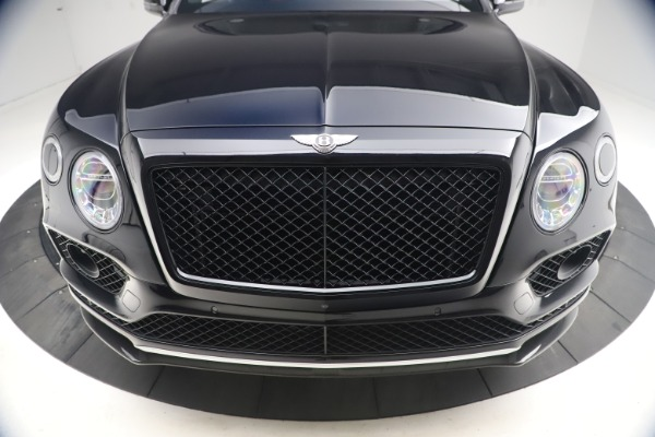 Used 2018 Bentley Bentayga Black Edition for sale $169,900 at Pagani of Greenwich in Greenwich CT 06830 13